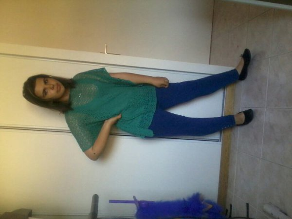 Je sais je suis pas belle :)