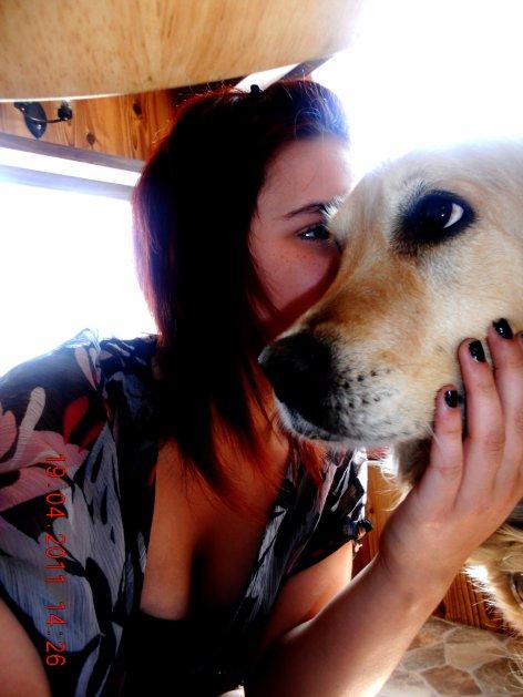 Leika O5.O5.2O11 [ Repose en paix mn bebe chien :'( ]