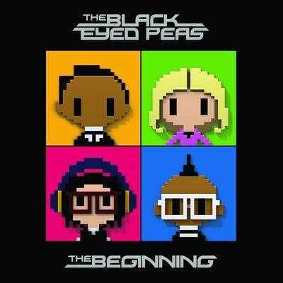 The Beginning (Super Deluxe Ed / The Black eyed peas - Don't Stop The Party (2010)