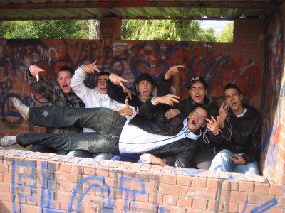 A.K.N  / Ghetto - Groove  / L.J.T // S.F.A.R.K.O // B.O.S.A.L  R.p.s // 4.4.6.0