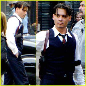 Johnny Depp - Public Ennemies