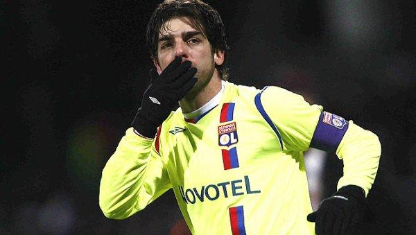Légendes du club #1 Juninho Pernambucano