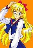 Sailor Venus présentation :