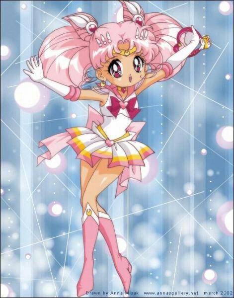 Sailor Chibi-moon présentation :
