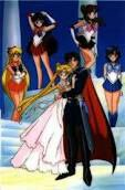 Sailor moon saison 1 :
