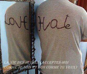 C'est la vie, pas le paradis ! F**K...