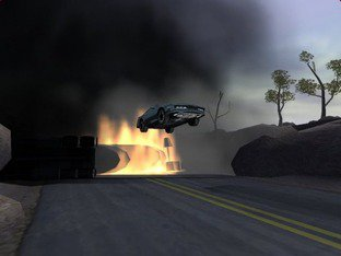 Knight Rider : The Game sur Playstation 2 et PC