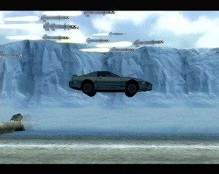 K2000 : La Revanche de KITT sur Playstation 2 et sur PC