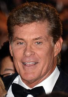 David Hasselhoff (Michael Knight, Garth Knight)