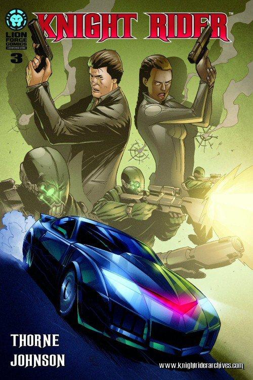 Knight Rider BD