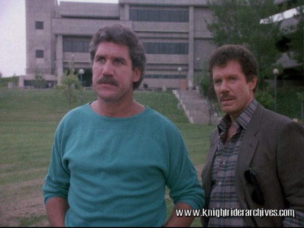 Knight Rider Movember Guide