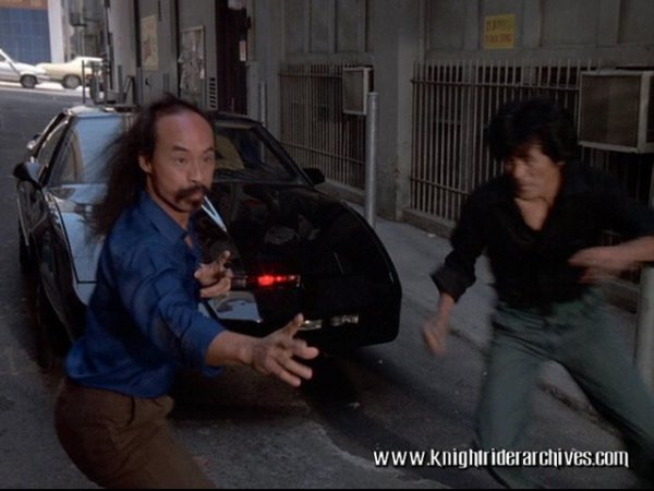 Knight Rider Movember Guide bis