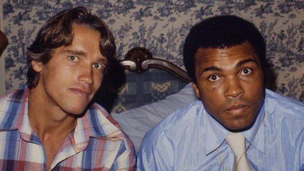 Ali & Schwarzenegger Souvenirs d'une amitié inestimable