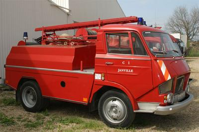 vehicule ancien citroen sapeurs pompiers fran ais et du monde. Black Bedroom Furniture Sets. Home Design Ideas
