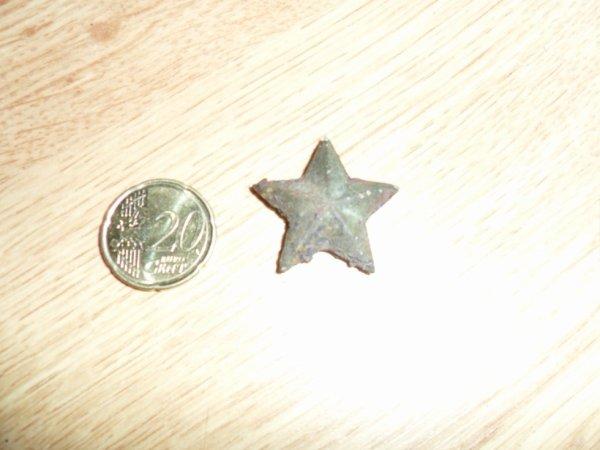 étoile a identifier