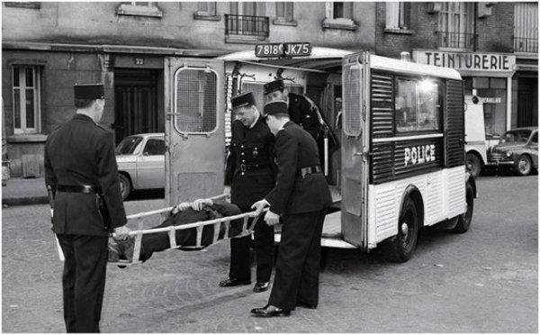 citroen police