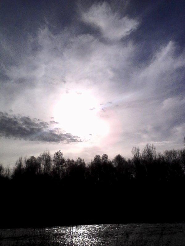 Nuages,nuages... Dites moi...