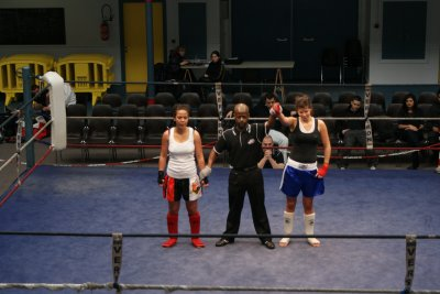 CHAMPIONNAT DE FRANCE KICK BOXING