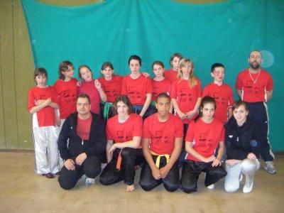 Championnat Rhône Alpes light contact jeunes