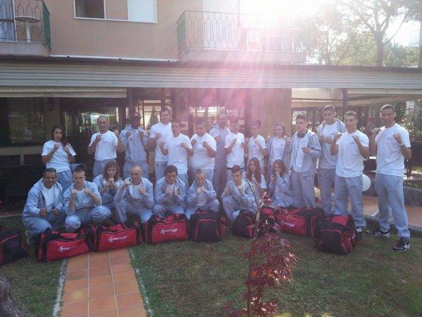 COUPE DU MONDE WAKO à LIGNANO SABBIADORO en ITALIE du 5 au 9 juin 2014