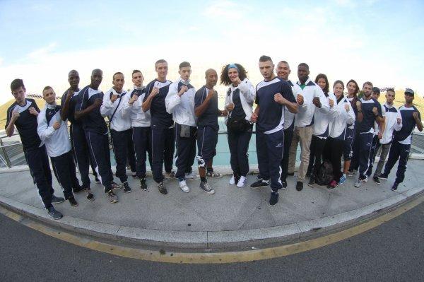 Championnat d'Europe Wako à Bilbao du 20 au 26 octobre 2014