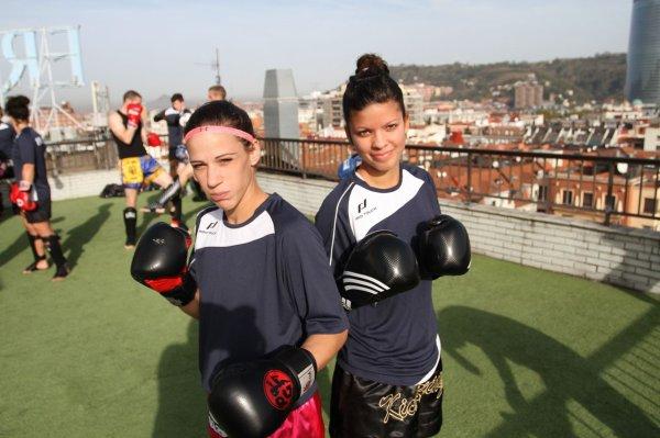 2ème journée Championnat d'Europe WAKO à Bilbao