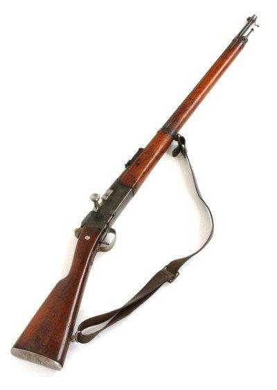 Fusil Lebel modèle 1886 (français 1914)