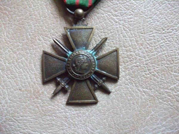 La croix de guerre