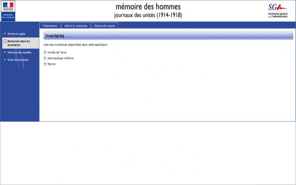 SGA Mémoire des hommes