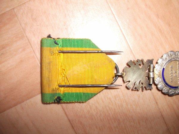 Médaille militaire 14-18