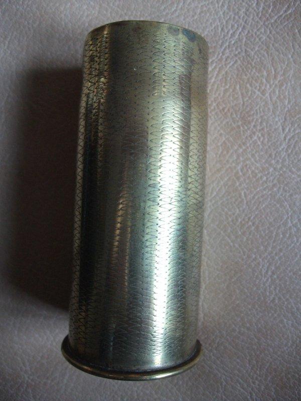 Douille de 37mm gravé