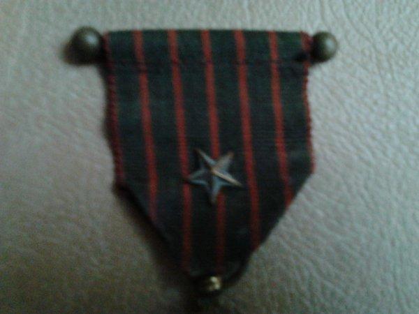 Croix de guerre 1914 - 1917