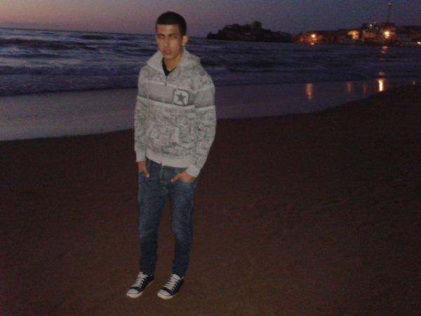 a la plage de targga