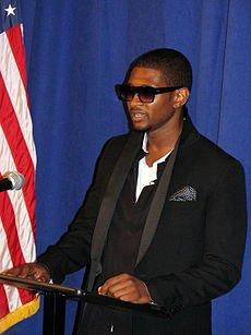 Usher <3