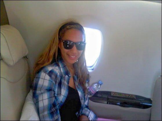 Lele va au Rock in Rio,à  Lisbonne,au Portugal,le 22/05/2010
