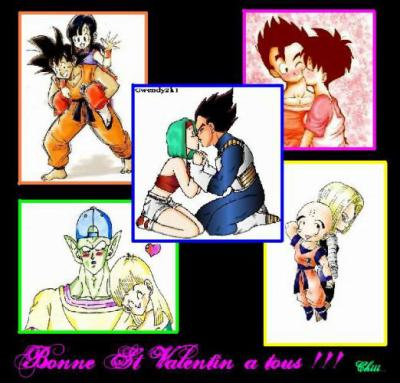 Tout les couple de dragon ball z blog de dragon ball z - Tout les image de dragon ball z ...