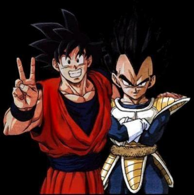 Vegeta Et Sangoku Blog De Dragon Ball Z