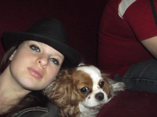 mon chient et moi