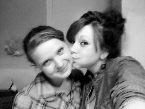 Gwen & moi Aha :p