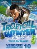 VENDREDI 10 DECEMBRE 2010  - TROPICAL WINTER PARTY - AFRICA VS WEST INDIES -
