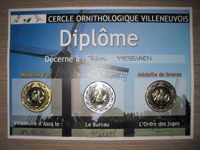 résultats Villeneuve D'ascq