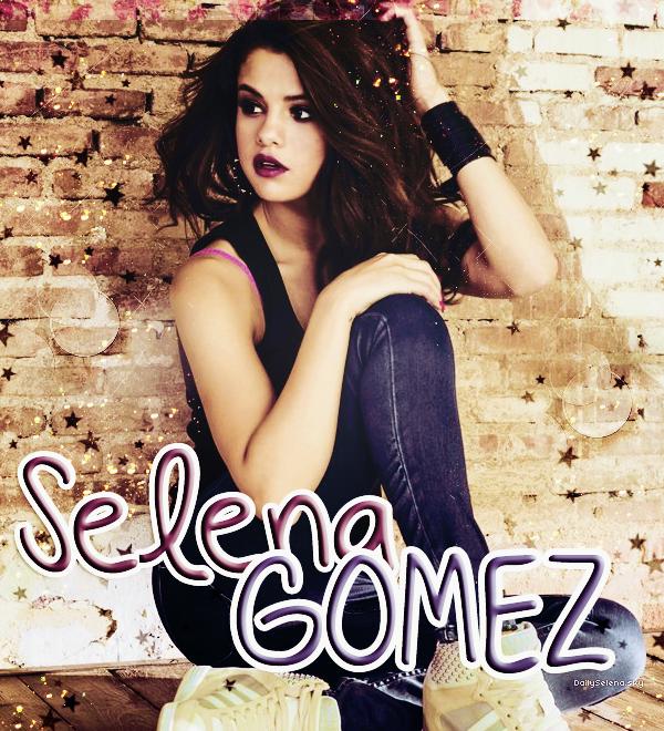 Bienvenue sur ta source sur Selena Gomez.