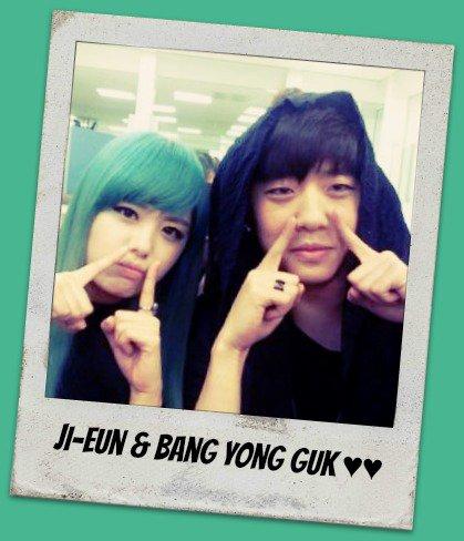 Ji Eun ❤❤ ◕‿◕