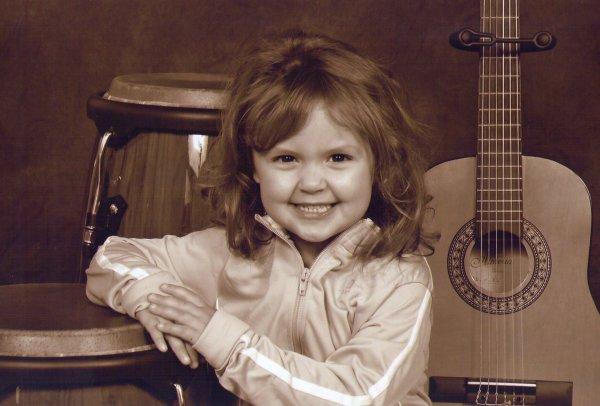 ma fille qui a fait les photo d école je t aime ma chérie