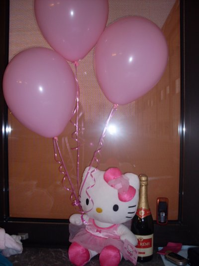 sont nounours hello kitty