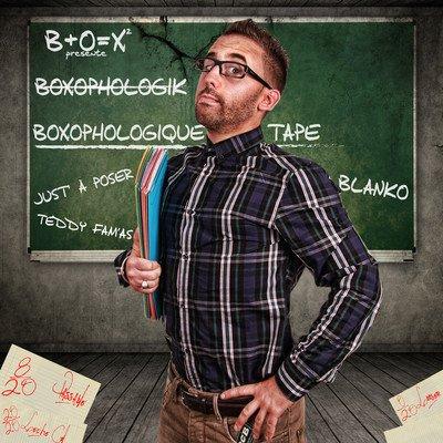 BOXOPHOLOGIE / BOXOPHOLOGIQUE ( tant que le mic bat ) BOX Feat TEDDY FAM'AS  (2012)