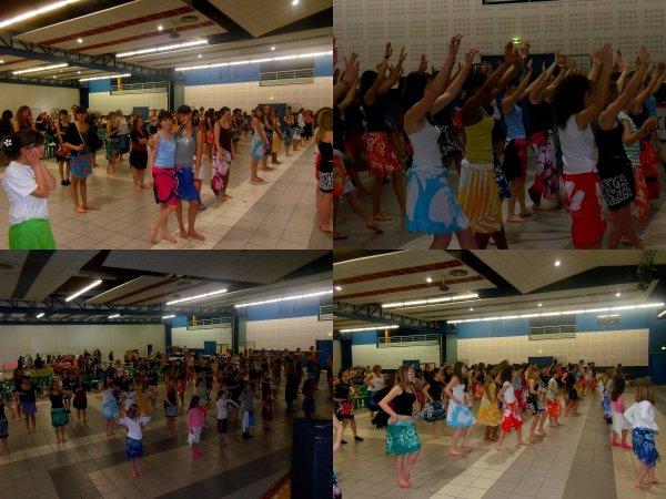 Matinée stage de danse hawaienne: PARFAIT