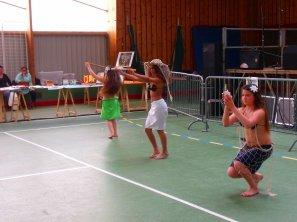 """Prestation à Lampaul-Plouarzel à l'occasion de la """"journée de l'autisme"""""""