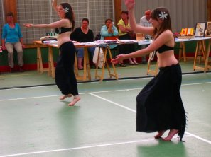 Prestation à Lampaul-Plouarzel (suite des photos 2)