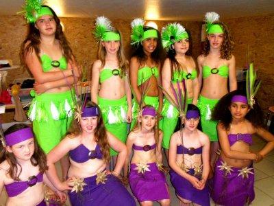 Samedi 14 Juillet 2012 : Festival Karrément à l'Ouest, chants et danses des îles